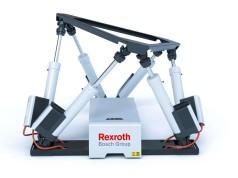 eMotion-1500 - dof motion platform