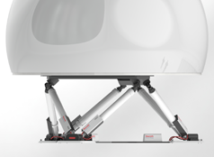 eMotion-14000 - 6dof motion plaftorm