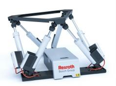 eMotion-2700 - 6dof motion plaftorm